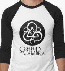 Coheed Cambria Band Men's Baseball ¾ T-Shirt