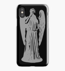 Don't Blink! iPhone Case