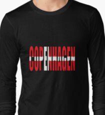 Copenhagen. Long Sleeve T-Shirt