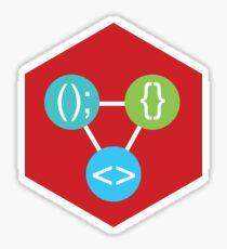 Programming Trifecta Sticker