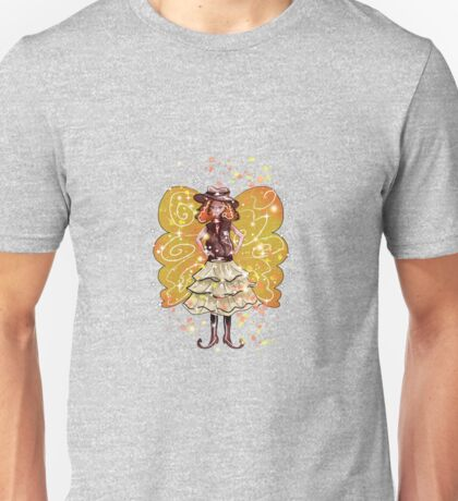 Willie Snap The Wild West Fairy  T-Shirt