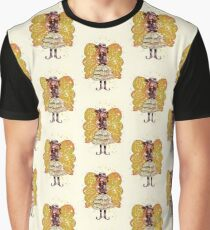 Willie Snap The Wild West Fairy  Graphic T-Shirt