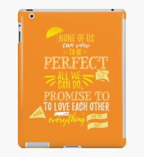 Love is the Best Thing We Do iPad Case/Skin