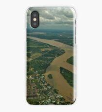 Vietnam - approaching Saigon iPhone Case/Skin