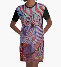 Joyful creations. Graphic T-Shirt Dress