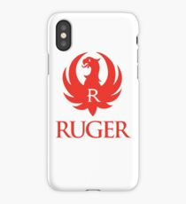 RUGER iPhone Case/Skin
