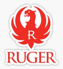 RUGER Sticker