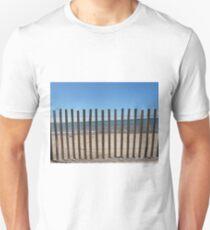 Beach Fence Unisex T-Shirt