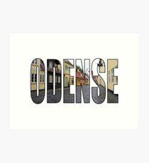 Odense Lámina artística