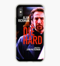 DIE HARD iPhone Case