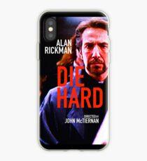 DIE HARD iPhone Case