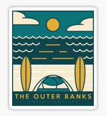 Outer Banks Aufkleber & mehr! Sticker