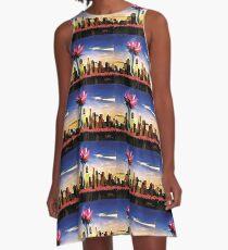 BLOSSOM BY (C) GYLLIAYN  A-Line Dress