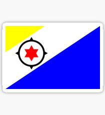 Bonaire Flag Sticker
