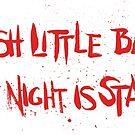 The Night is Stark by heidiblack