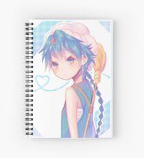 Aladdin - Magi Spiral Notebook