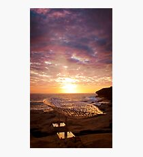 Bondi Sculptures by the Sea Photographic Print