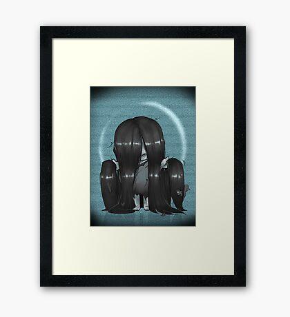 The Ring Samara Framed Print