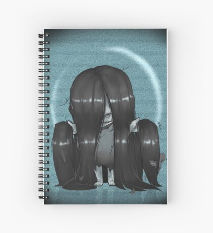 The Ring Samara Spiral Notebook