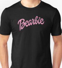 Bearbie (Pink) Slim Fit T-Shirt