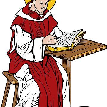 ST. BRUNO by CatholicSaints
