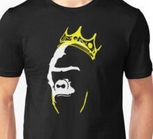 The King Big Papa Harambe R.I.P Unisex T-Shirt