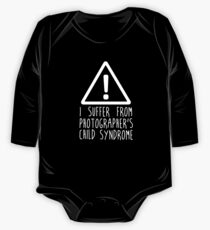 Photographers Child Syndrome One Piece - Long Sleeve