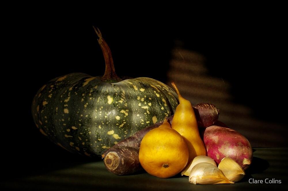 Autumn Fare by Clare Colins