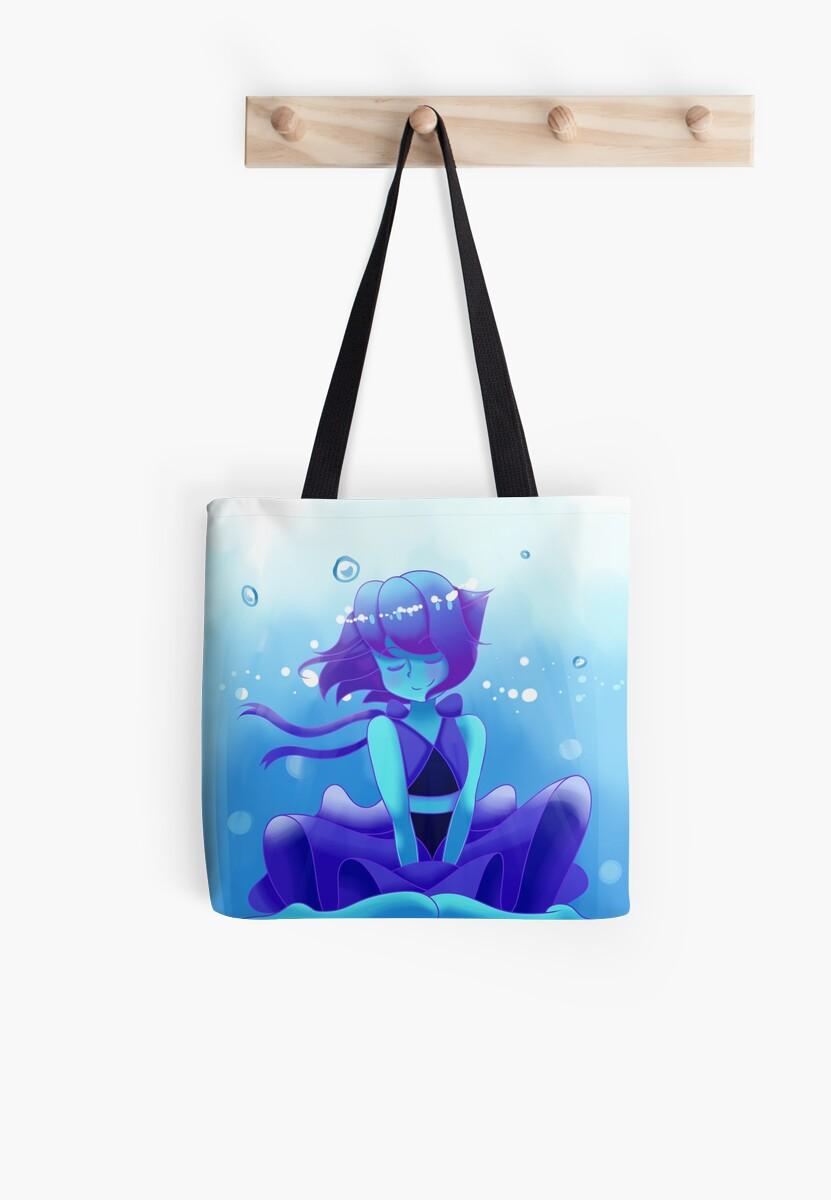 Underwater Lapis by cartoonartist