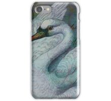 The Swan Also Rises iPhone Case/Skin