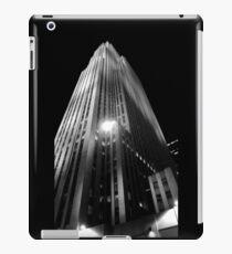 30 Rock At Night iPad Case/Skin