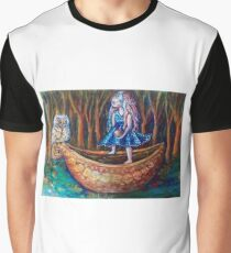 Balancing Graphic T-Shirt