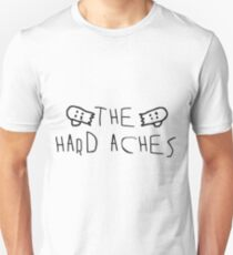 The Hard Aches - Skateboard Design Unisex T-Shirt