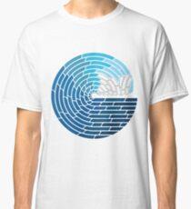 Sydney Opera House - Wave Crash Classic T-Shirt
