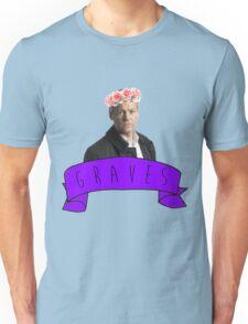 Rupert Graves is Fabulous Unisex T-Shirt
