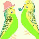 Feather Friends  by levman