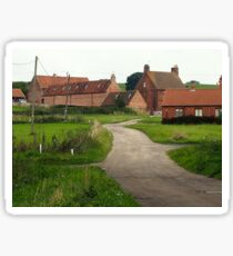 Wellow,  a Quiet Corner. Sticker