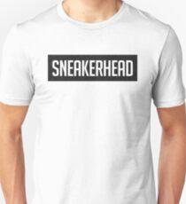 Sneakerhead Yeezy Boost 350 Pattern Black Unisex T-Shirt