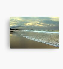 Afternoon on Dreamtime Beach  Canvas Print