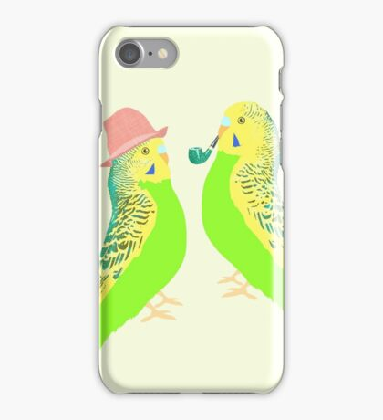 Feather Friends  iPhone Case/Skin