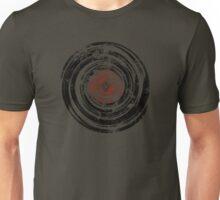 Old Vinyl Records Urban Grunge Unisex T-Shirt