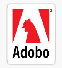 Adobo Inc Sticker