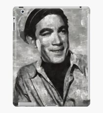 Anthony Quinn Hollywood Actor iPad Case/Skin