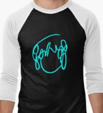 Scott Pilgrim VS the World - Have you seen a girl with hair like this...Ramona Flowers BLUE Men's Baseball ¾ T-Shirt