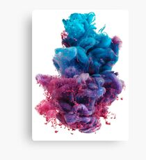 Dirty Sprite 2 - DS2 on white background Canvas Print