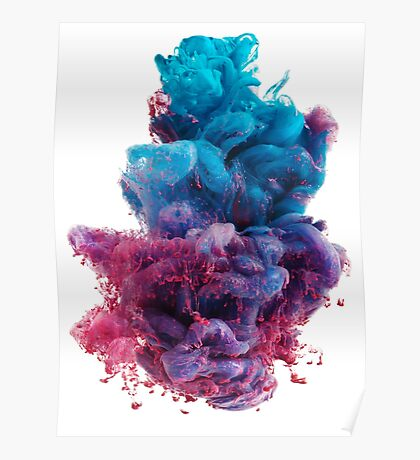 Dirty Sprite 2 - DS2 on white background Poster