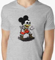 Skeleton mickey zombie mouse T-Shirt
