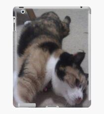 KITTY CAT CORTANA iPad Case/Skin