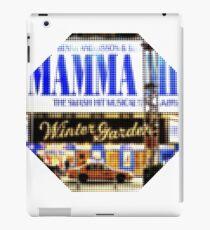 """Pixels Print """"MAMMA MIA"""" iPad Case/Skin"""