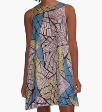 Offshore A-Line Dress